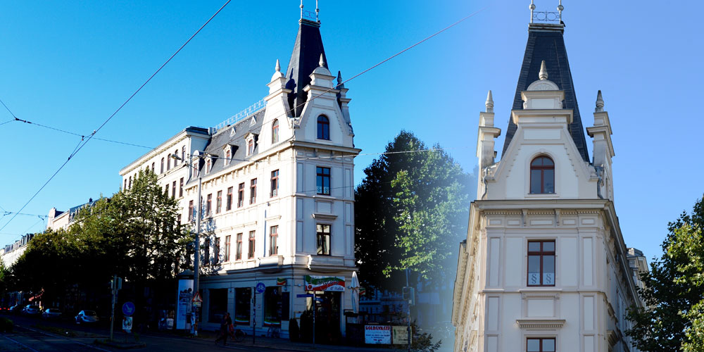 Kochstraße 1 und Büro Rechtsanwaltskanzlei Meschkat